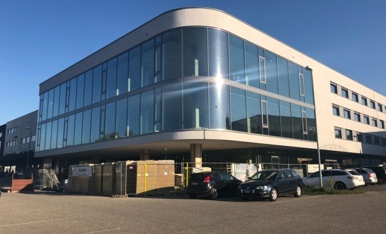 Neubau Pneu Bösiger AG
