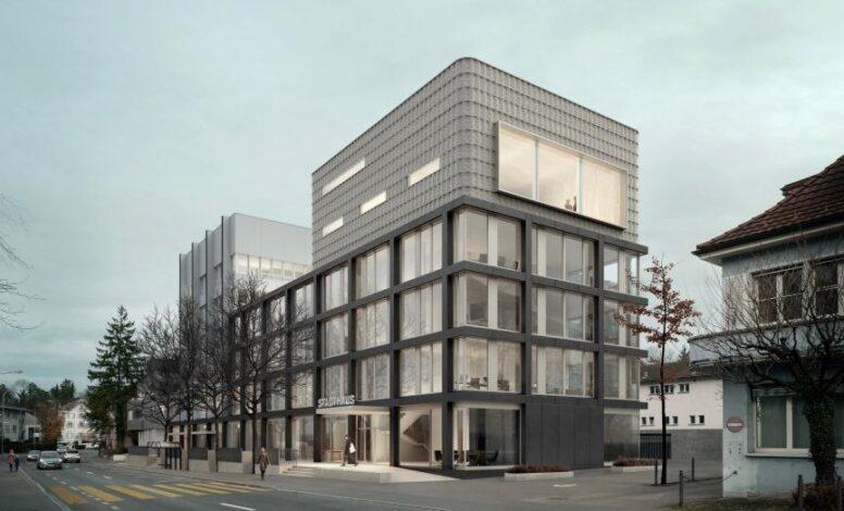 Neubau: Stadthaus Adliswil
