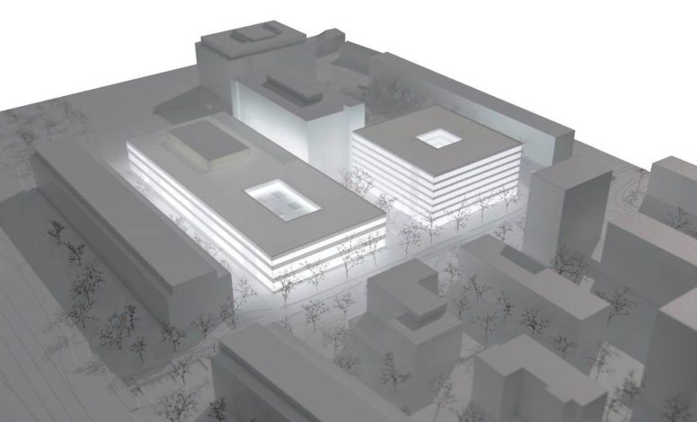 Glasdach Siemens Schweiz AG, Zug