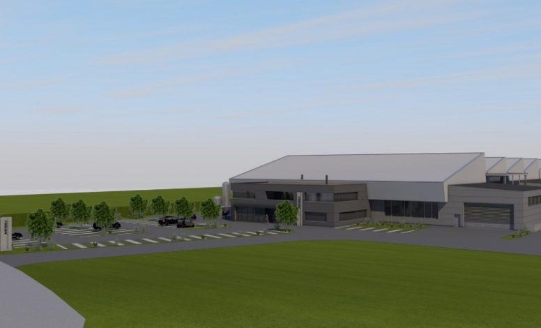 Produktionsgebäude MeyTec Immo AG