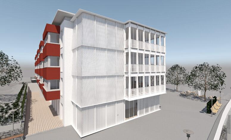 Umbau und Erweiterung Haus im Park, Stans